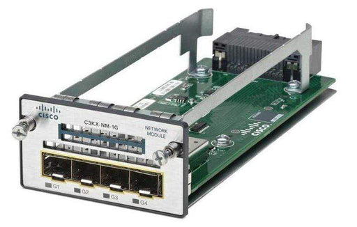 C3850-NM-4-1G - Cisco Catalyst 3850 4X1GE Network Module