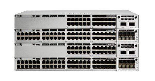 C9300-24P-A - Cisco 9300 24Pt POE+ Switch Network Advantage