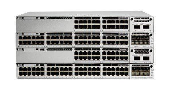 C9300-24UX-A - Cisco 9300 24Pt mGig UPOE Network Advantage Switch