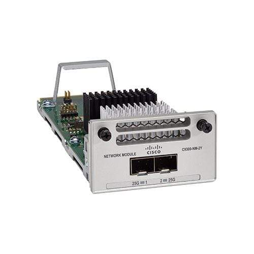 C9300-NM-2Y - Cisco 9300 2x 25GE Network Module