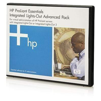 HP Enterprise 512485-B21 - HPE iLO Advanced with 1yr 24x7 Tech Support and Updates  - IT Yuda