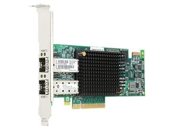 HP Enterprise C8R39A - HPE SN1100E 16GB 2P FC HBA  - IT Yuda