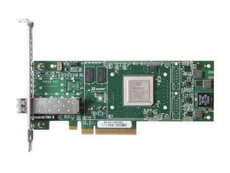 HP Enterprise P9D93A - HPE StoreFabric SN1100Q 16Gb Single Port Fibre Channel HBA  - IT Yuda