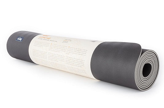 BODHI  ECOPRO XL 4MM NATURAL RUBBER YOGAMAT