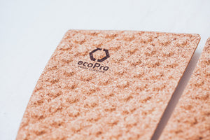 ECOPRO FISH CORK SURF PAD