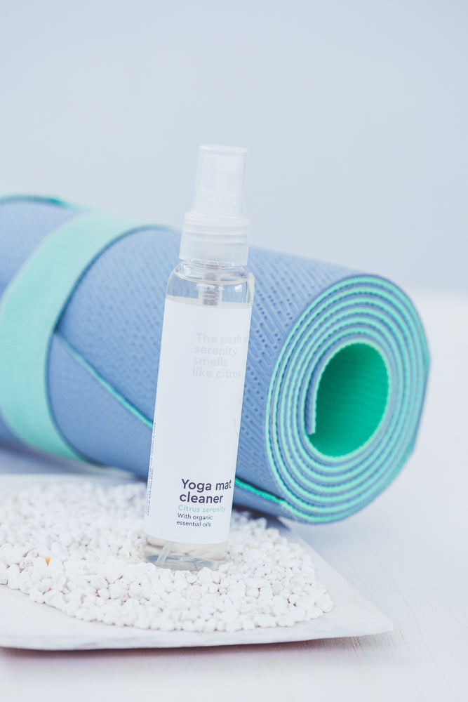 MELON AND LIME YOGA MAT CLEANER