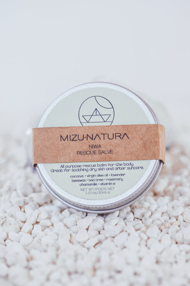 MIZU NIWA RESCUE SALVE