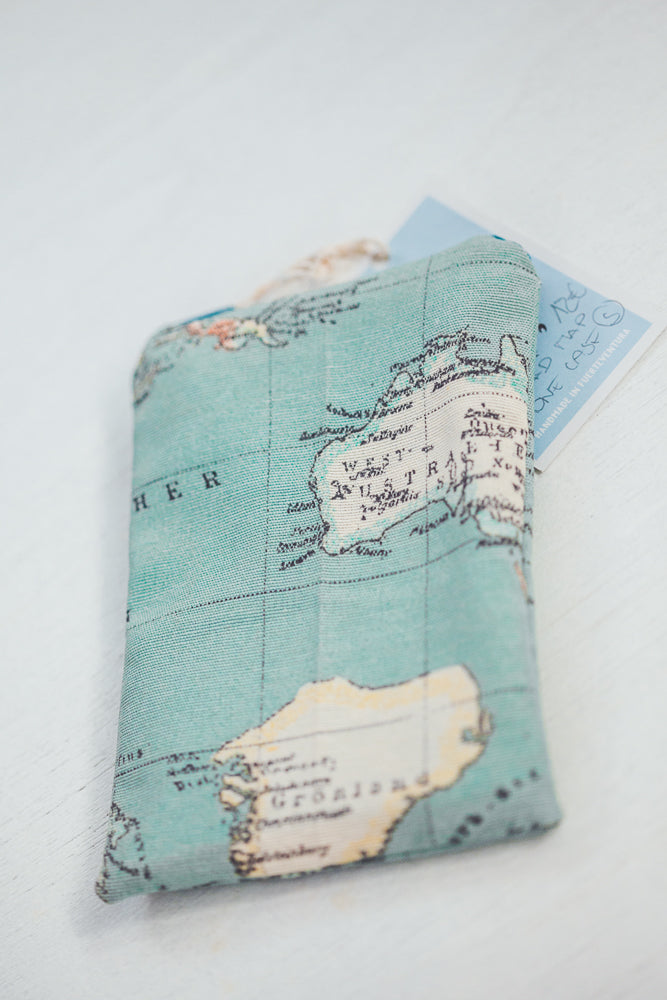 CRIATURA WORLD MAP PHONE CASE - LIMITED EDITION