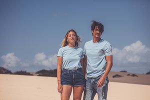 UNISEX ORGANIC CATCH T-SHIRT