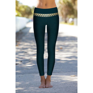 BRIGHT BOHO STAR FLOW LEGGINGS