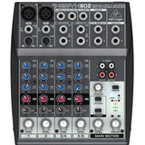 Hire Behringer 2 Channel Mixer - Alpha Sound and Lighting