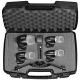 Hire Shure Drum Mics Kit PG Series - Alpha Sound and Lighting