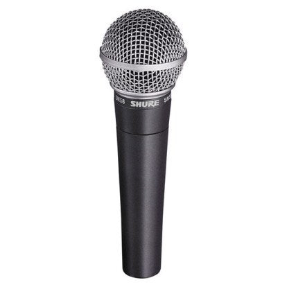 Hire Shure SM58 - Alpha Sound and Lighting