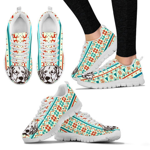 Labrador Retriever Christmas Running Shoes For Women- Free Shipping