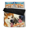 Akita Bedding Set- Free Shipping