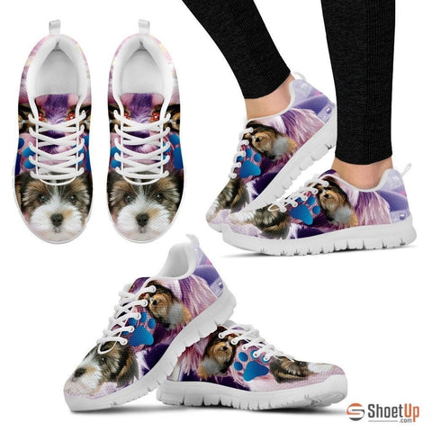 Biewer Terrier Running Shoe For Women- Free Shipping
