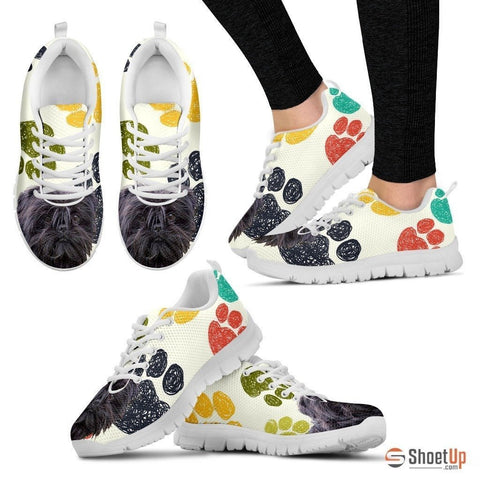 AFFENPINSCHER Dog Running Shoes For Women-Free Shipping