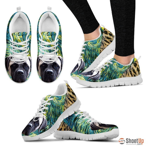 English Mastiff Running Shoe For Women- Free Shipping
