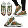 Mulefoot Pig Print Christmas Running Shoes For Women-Free Shipping