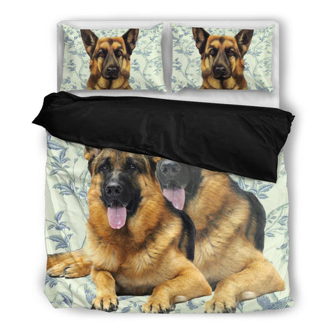 Amazing German Shepherd Bedding Set- Free Shipping
