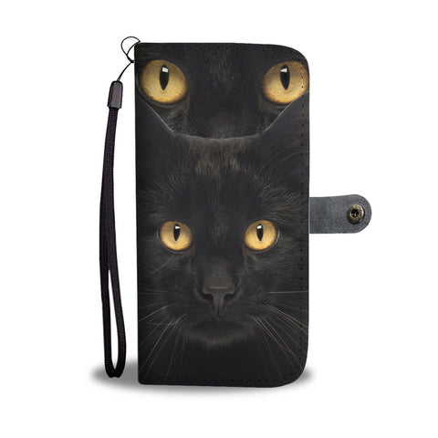 Bombay Cat Print Wallet Case-Free Shipping
