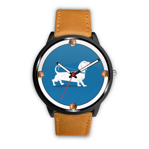 Dachshund Dog Art Print Wrist watch - Free Shipping
