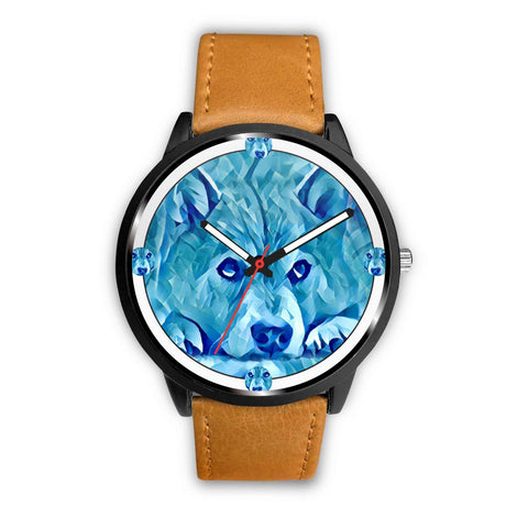 Shiba Inu Dog Art Print Wrist watch - Free Shipping
