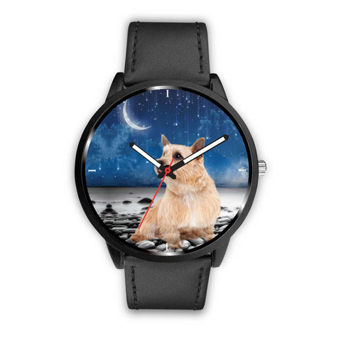Amazing Norwich Terrier Print Wrist Watch-Free Shipping