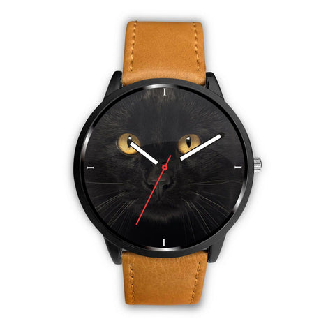 Bombay cat Print Wrist Watch-Free Shipping