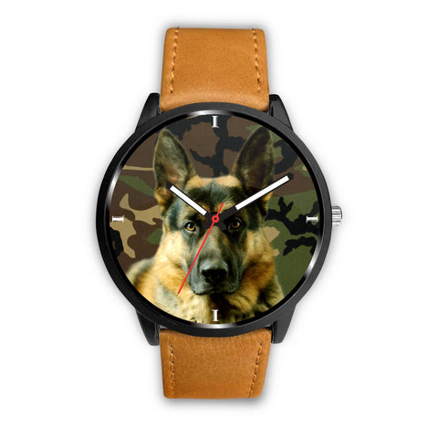 Amazing German Shepherd Print Wrist Watch - Free Shipping