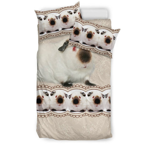Himalayan guinea pig Print Bedding Sets-Free Shipping