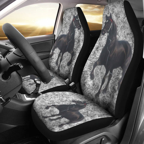 Percheron Horse Print Car Seat Covers- Free Shipping
