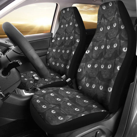 Burmese cat Print Car Seat Covers-Free Shipping