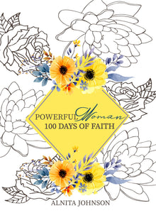 PRE-ORDER: 100 Days of Faith for Powerful Women Devotional
