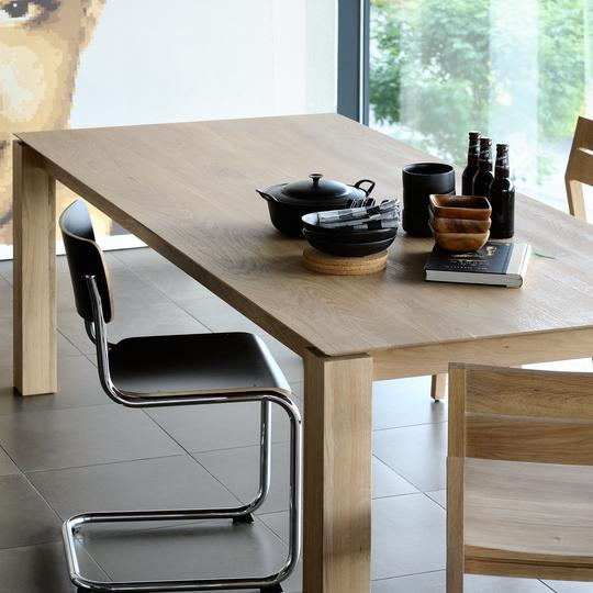 Ethnicraft-Dining-Table-Bellevue-WA