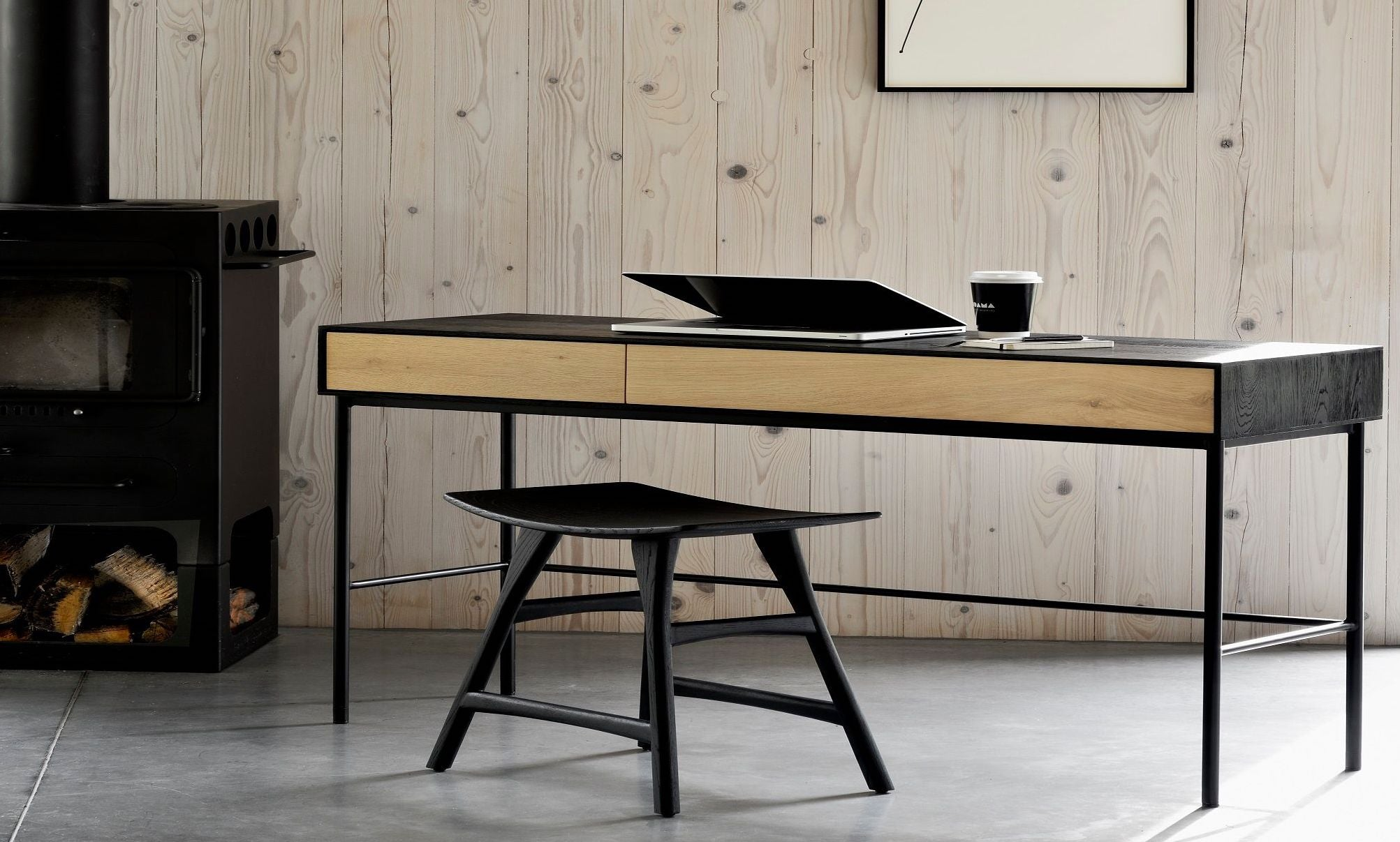 Blackbird Ethnicraft TREE desk
