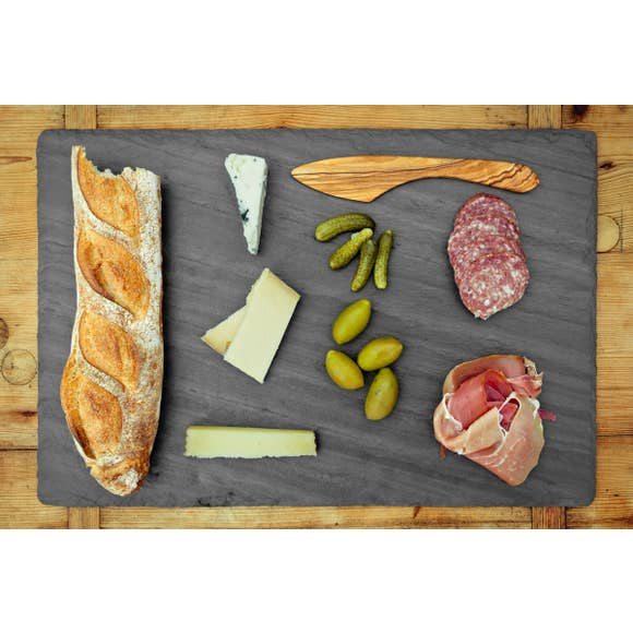 Slate Cheese Board (12'' x 18'')