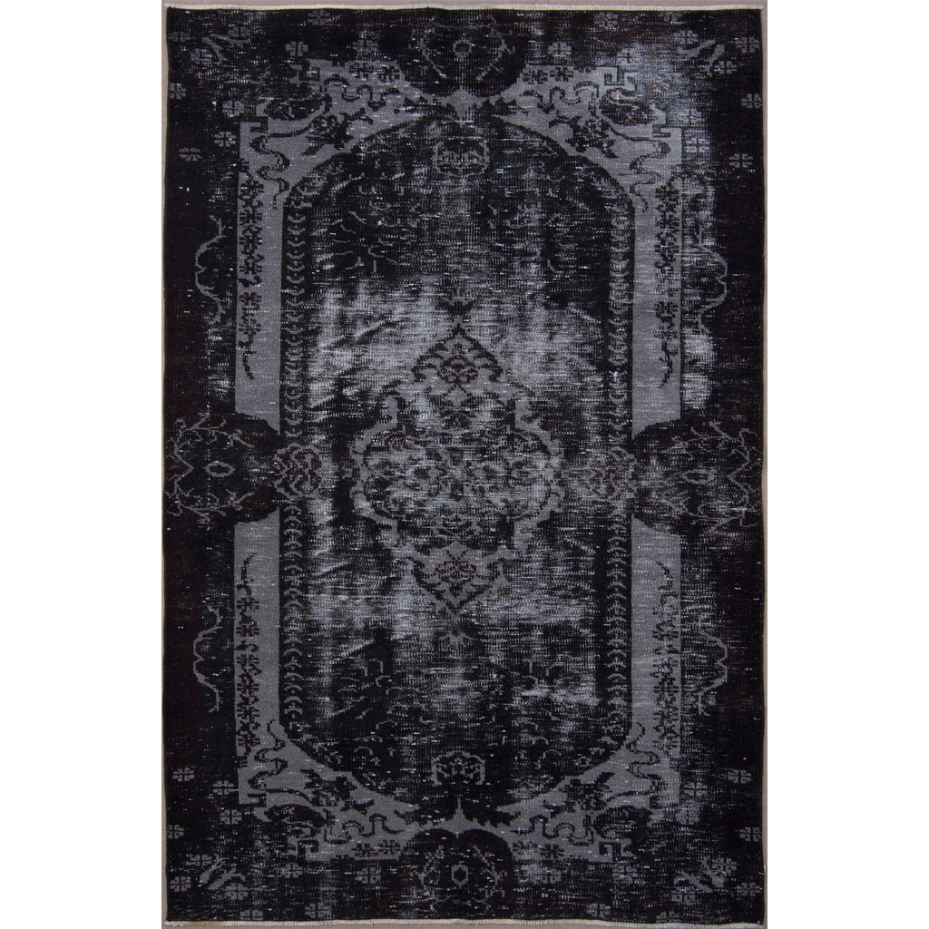 One-off-overdyed Rug