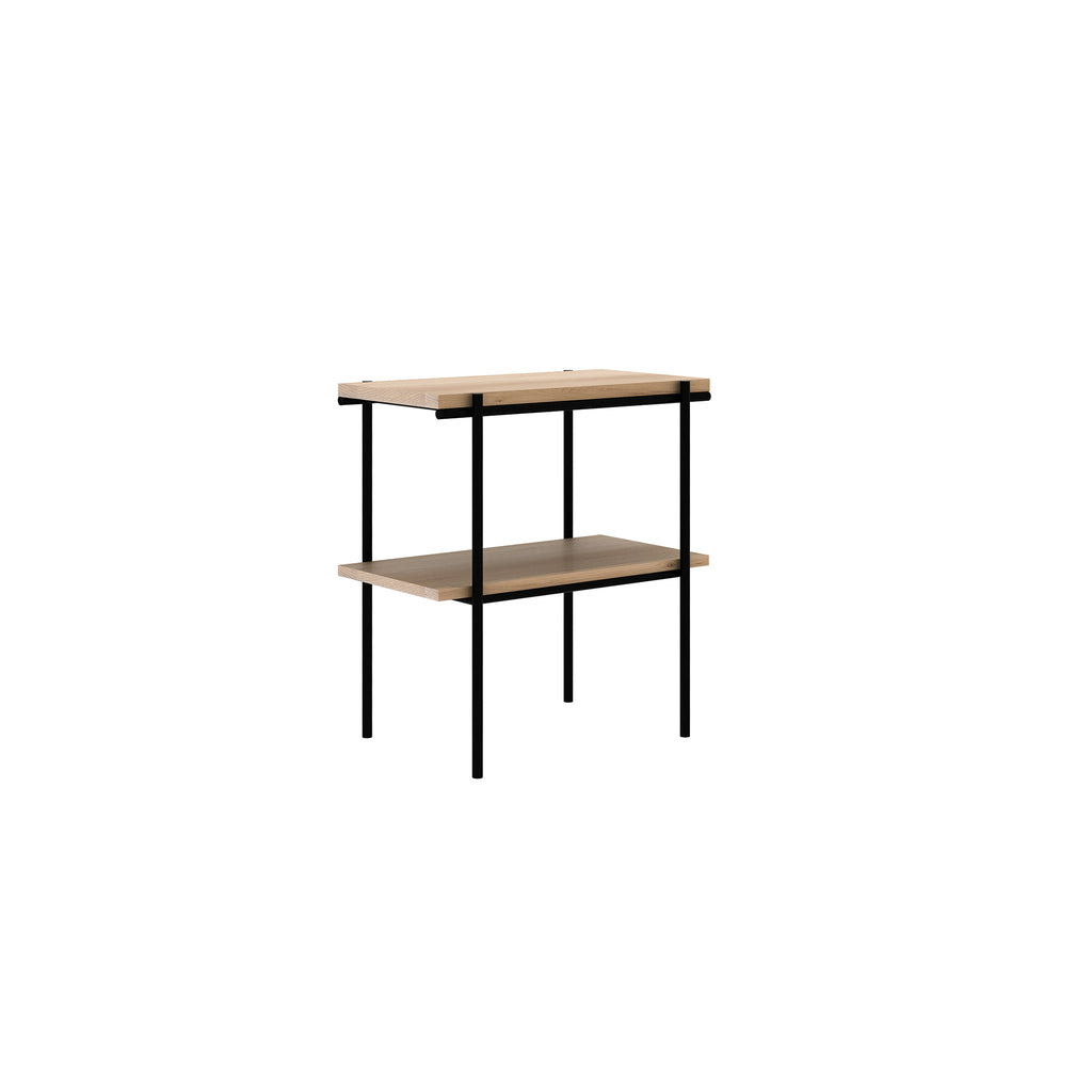 Rise side table 20 x 12 x 22