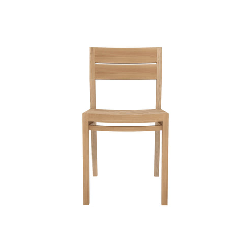 Ex 1 chair 17 x 22 x 32