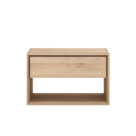 Nordic II bedside table - 1 drawer 22 x 16 x 15