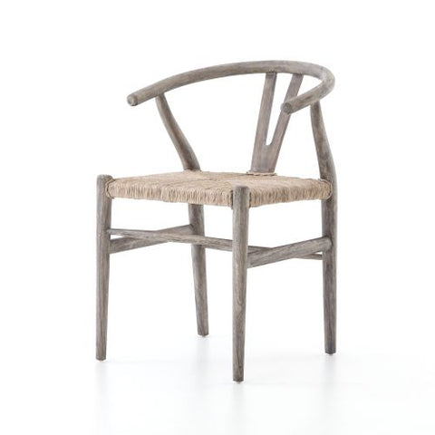 Wishbone Wicker Dining Chair