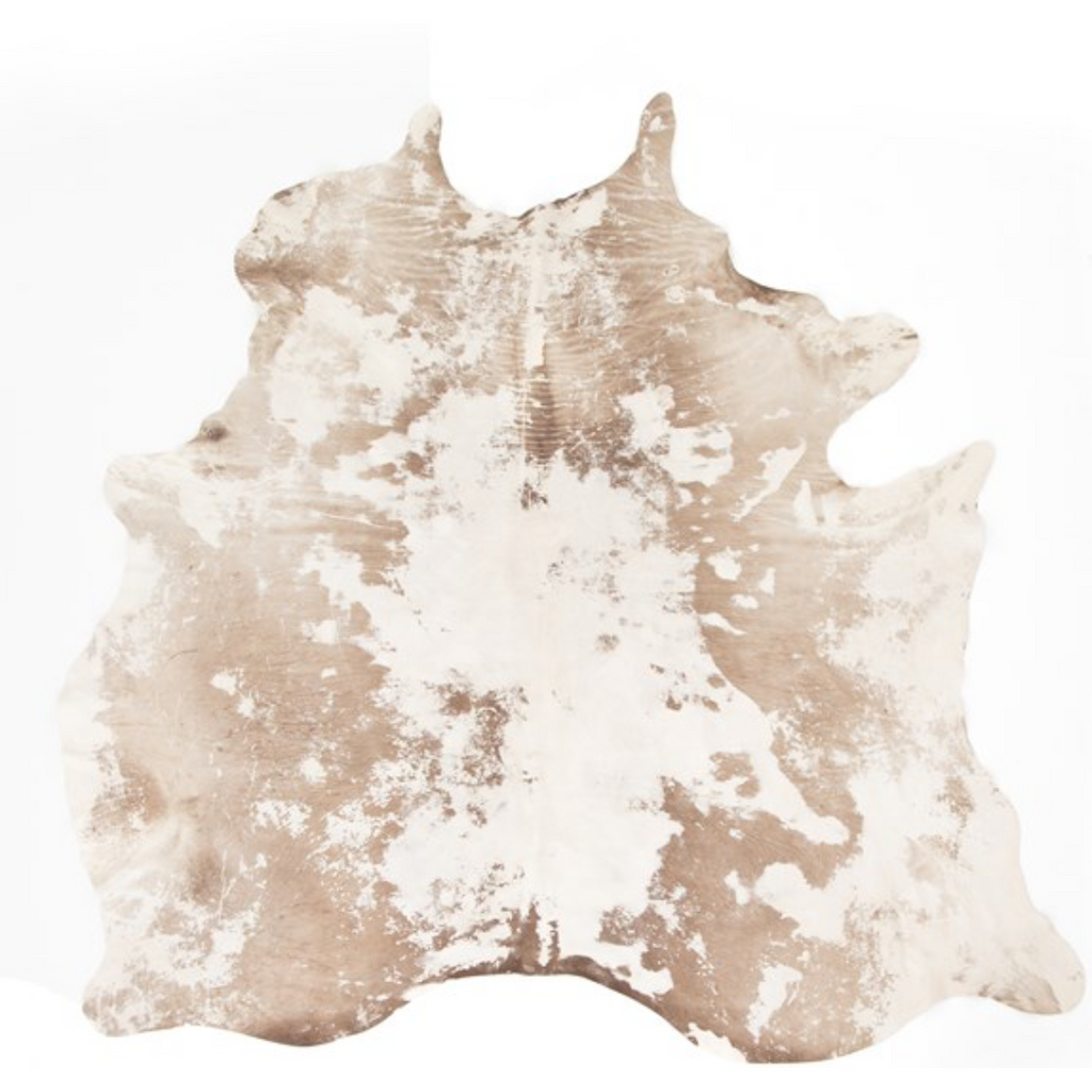 "Modern cowhide : 60.00""w x 0.50""d x 84.00""h - from Gallery floor"