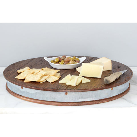 Bordeaux Lazy Susan