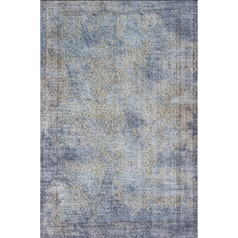 One-off-marbled Rug