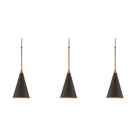 Baird Pendant - Set of 3