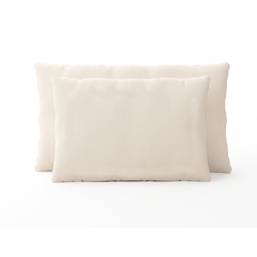 Buckwheat and Wool Pillow