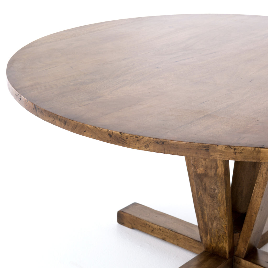 Burnished Edges Dining Table