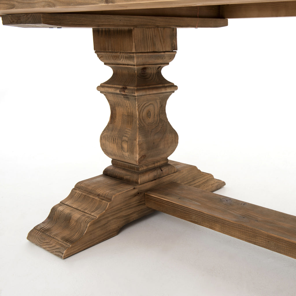 Castle Trestle Dining Table