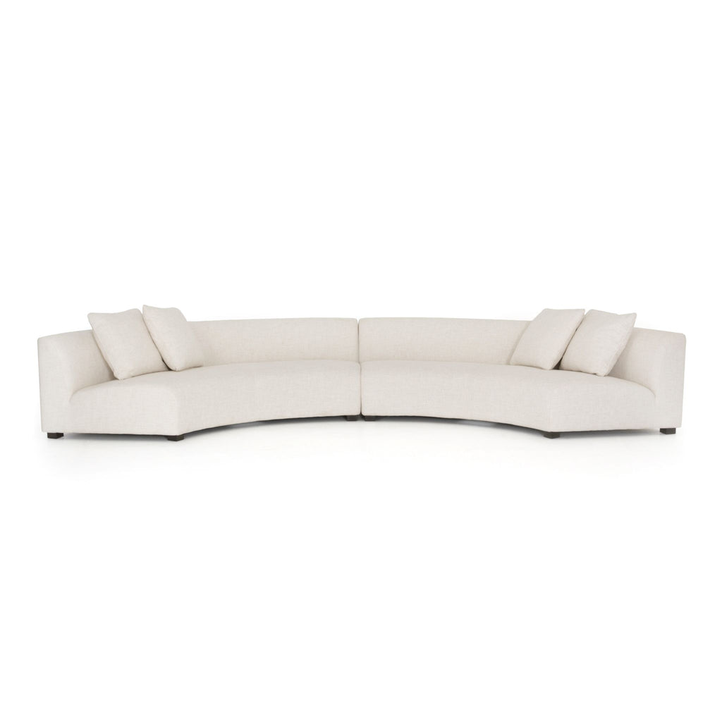Crescent 2 PC Sectional